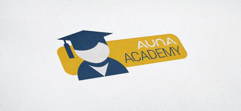 Logotipo AUNA Academy