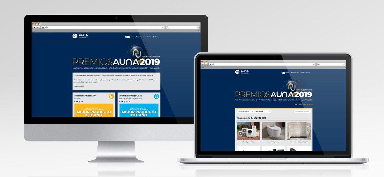 Aplicación Premios AUNA 2019