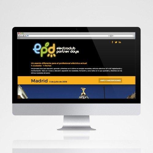 Web Electroclub Partners Day 2018