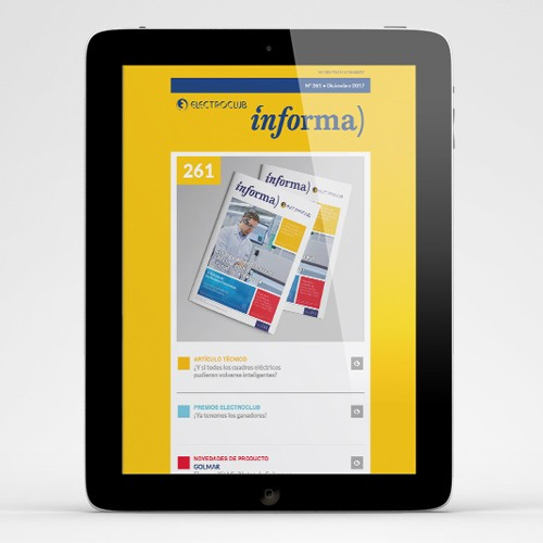 Newsletter Revista Informa